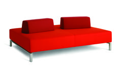 Hitch Mylius | hm93 2+2 seat designed by David Chipperfield