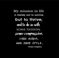 My mission in life is merely not to survive, but to thrive; and to do so with some passion, some compassion, some humor, and some style. -Maya Angelou Never run out of your favorite hot drink! Bigger size durable ceramic mug in always fashionable black color. High quality sublimation printing makes it an appreciated gift to every true coffee or tea lover, who always asks for a refill. .: Black ceramic .: 15 oz (0.44 l) .: Rounded corners .: C-handle