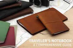 TRAVELER'S+COMPANY+TRAVELER'S+notebook:+A+Comprehensive+Guide