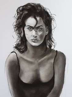 Beautiful face - charcoal (2021) Charcoal, My Arts, Portrait, Face, Beautiful, Headshot Photography, Portrait Paintings, The Face, Faces