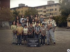 """""""A child who learns is a teacher who teaches."""" Advertising Agency: Prolam Y, Santiago, Chile CANNES LIONS 2013"""