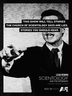 """Leah Remini: Scientology and the Aftermath. Where is Shelly Miscaviage, it was not answered.........."""".."""