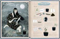 """Yelena Bryksenkova, """"Love Spell"""" for Lone Wolf Magazine."""