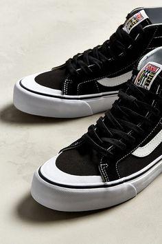 Slide View  2  Vans Sk8-Hi 138 Decon SF Sneaker Vans Sk8 Hi c686dc105