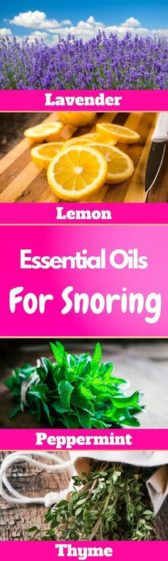 Essential Oils For Snoring - Essential Oils And Snoring #StopSnoringSigns