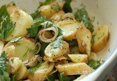 Mediterranean Diet Potato Salad Recipe