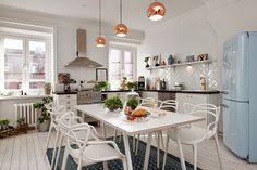 15 cocinas blancas que vas a querer en tu casa   Decorar tu casa es facilisimo.com