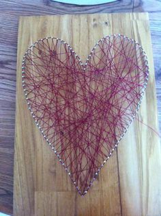 The 86 Best Nail And Thread Art Images On Pinterest In 2018 String