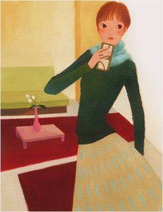 by Hiroko Hasegawa