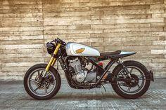 Eighties Overhaul - Free Kustom Cycles CB500 | Return of the Cafe Racers