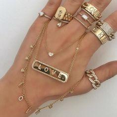 Cute Jewelry, Gold Jewelry, Jewelry Accessories, Fashion Accessories, Fashion Jewelry, Women Jewelry, Fashion Fashion, Indie Fashion, Fashion Clothes