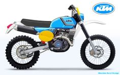 New enduro bikes with classic look? - ADVrider