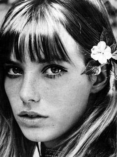 Jane Birkin, August 1969