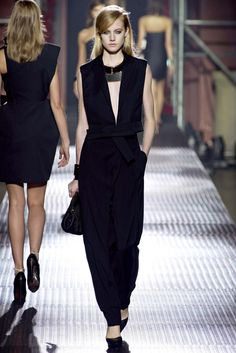Lanvin Ready-to-Wear S/S 2013 gallery - Vogue Australia