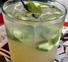Summer House Santa Monica Cucumber Cooler