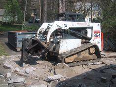 Bobcat Bobtach Repair Weld in Bushing 6717260 Skid Steer S220 S250 S300 Upper
