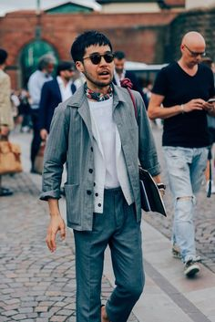 How to Combine Tailoring and Workwear - The Rake