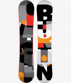 Clash Snowboard (Burton)