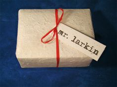 for Mr larkin!