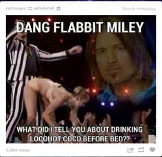 my new favorite tumblr post ever, only because I watched Hannah Montana as a kid. =P