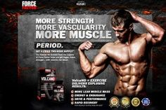 Want to really increase your workout performance? Without any doubt only take the Force Factor Volcano, a greatest dietary supplement helps to enhance your robust muscles and boosts endurance levels fast.http://www.shtylm.com/force-factor-volcano-reviews/
