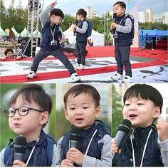 Song Il Gook, Triplet Babies, Superman Kids, Song Triplets, Song Daehan, Embedded Image Permalink, My Children, Cute Kids, Sons