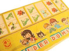 :: 70er Bilder-Domino  :: DDR :: #ddrmuseum