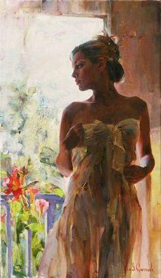 Artists - Michael & Inessa Garmash #Art