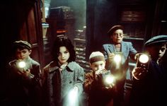 La cité des enfants perdus/The City of Lost Children (1995)) dir. Marc Caro and Jean-Pierre ...