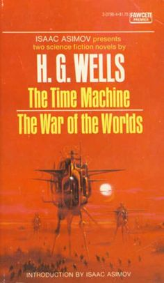 HG Wells - Time Machine & War of the Worlds