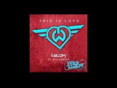 "will.i.am – ""This Is Love"" ft. Eva Simons (James Egbert Remix) #edm #electronicdancemusic"