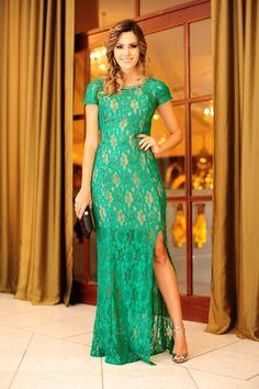 Look do dia: vestido longo