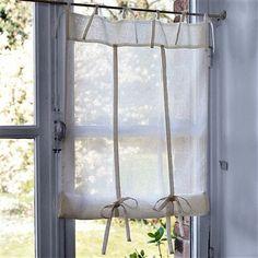 Idéias de cortinas para o verão - Casas Possíveis