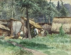 Native Huts in Mexico : August Löhr : circa 1920 : Fine A... https://www.amazon.com/dp/B01IWM9ZSK/ref=cm_sw_r_pi_dp_NbPKxbNE2KGZH