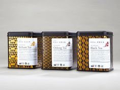 Alishan Tea Science on Packaging of the World - Creative Package Design Gallery