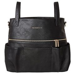 The Honest Company Carryall Satchel is a satchel bag which keeps all your essentials organized and within reach.