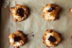 Alice Medrich's coconut macaroons, via Food 52.