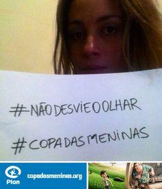 Suzana Pires #CopaDasMeninas