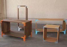 From the moment I spotted Soapbox furniture, I was hooked. Ready to assemble, flat-packed, and made in the USA – what more can you ask for? Oh yeah, the furniture requires no tools to assemble it!