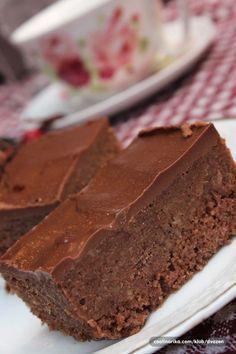 Cokoladne kocke s jabukama — Coolinarika Bakery Recipes, Sweets Recipes, Fruit Recipes, Cheesecake Recipes, Cookie Recipes, Torta Recipe, Praline Recipe, Kolaci I Torte, Torte Cake