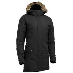 EMS® Women's North Kingdom Parka - JET BLACK