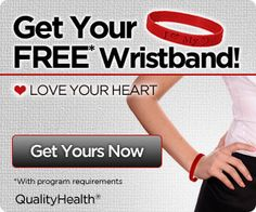 You Brew My Tea: Free Love Your Heart Wristband