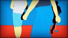 Raphaëlle Martin art animation loop illustration