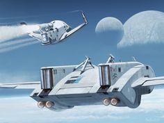 Kaybor-Kendi 'Tallantelli' Launch Vehicle by Abiogenisis.deviantart.com