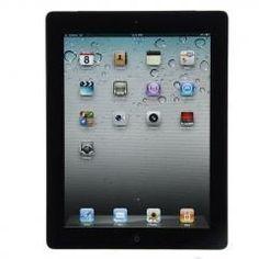 Apple iPad 2 with Wi-Fi (Black) Ipad 4, New Tablets, Multi Touch, Light Sensor, Apple Ipad, Cover, Wifi, Usb, Black