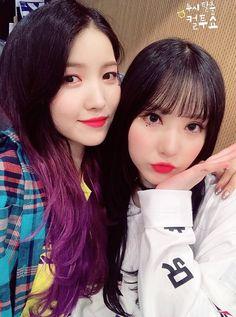 Sowon and Eunha