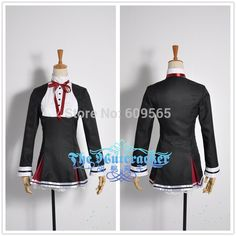 Free Shipping! Kantai Collection Kancolle Fleet Cosplay Costume ,Perfect Custom For you!