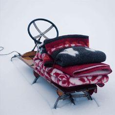 Husfliden blankets