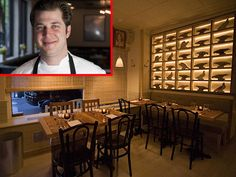 Cafe Cluny, Phillip Kirschen-Clark hired as the new chef (eater ny)