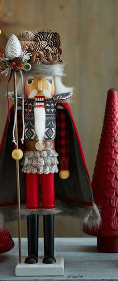 Winter Fantasy Nutcracker at Neiman Marcus. Merry Christmas, Christmas Love, Christmas Colors, Christmas Themes, All Things Christmas, Christmas Traditions, Christmas Holidays, Christmas Crafts, Christmas Decorations